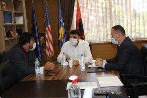 WUS Austria meets new Minister of Education and Science of Kosovo