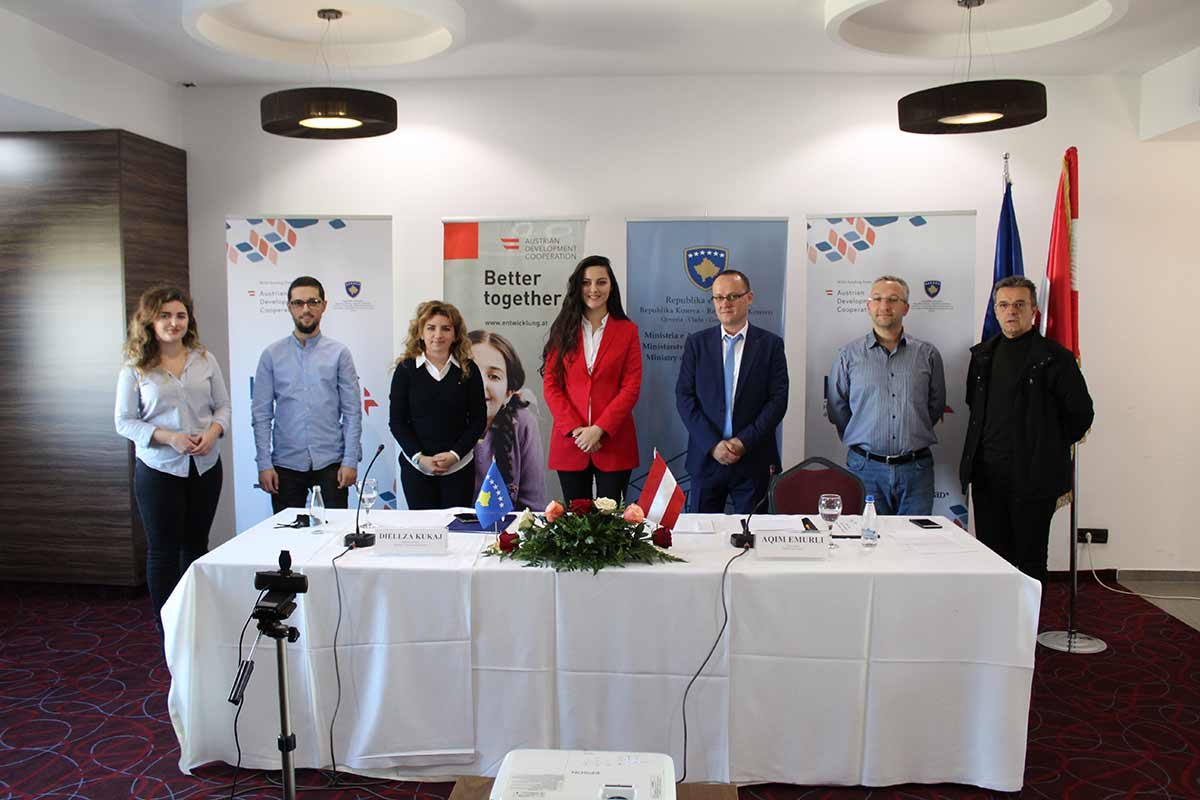 The Official Kick-Off Event of the HERAS Plus Project