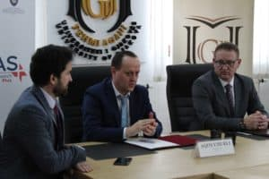 HERAS Plus and University of Gjakova sign Memorandum of Understanding