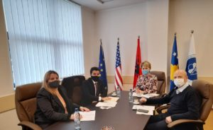The Project Team and the University of Mitrovica agree on mutual cooperation