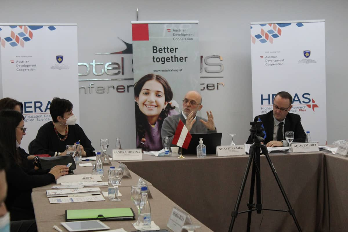 HERAS Plus organizes Workshop on Horizon Europe