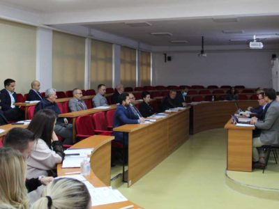 """The Baseline Assessment Report for the University """"Kadri Zeka"""" in Gjilan is launched"""