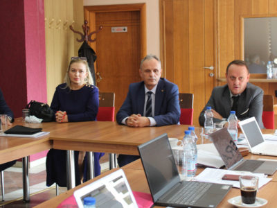 """The Second Workshop in the series of tailor-made training on Project Cycle Management for the University of Prishtina """"Hasan Prishtina"""""""